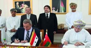 التوقيع على مذكرة إعارة لمقتنيات متحفية سورية وإقامة معرض مؤقت بالمتحف الوطني