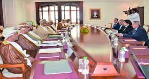 جلسة مباحثات رسمية بين السلطنة وسوريا في مجال التعاون الثقافي