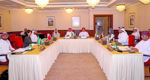اللجنة الثقافية بالأمانة العامة لمجلس التعاون تعقد اجتماعها الـ 49