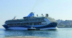 310 سفن تزور السلطنة في موسم السفن السياحية بدءًا من اليوم