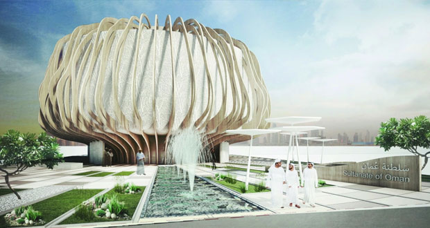 اليوم.. وضع حجر الأساس لجناح السلطنة في إكسبو دبي 2020