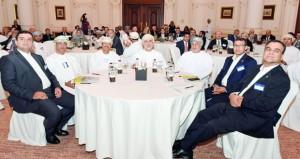 فرص النهوض بالأسواق المالية في افتتاح أعمال منتدى التواصل لأسواق المال بالشرق الأوسط