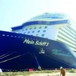 ميناء صلالة يستقبل سفينتين على متنهما أكثر من 4 آلاف سائح