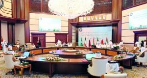اختتام أعمال الاجتماع (الحادي عشر) لنواب العموم والمدعين العامين بدول المجلس