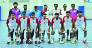 اليوم منتخبنا الوطني الجامعي لكرة القدم للصالات يشارك في البطولة العربية الجامعية بأبوظبي
