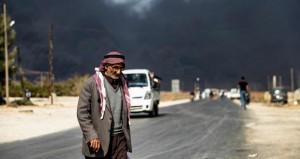 الجيش السوري يتصدى للعدوان التركي وينتشر في عين العرب رغم (عرقلة التحالف)