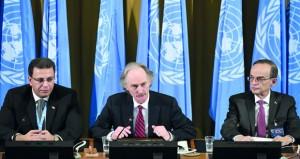 انطلاق أعمال اللجنة الدستورية السورية برعاية أممية