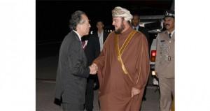 أسعد بن طارق يغادر إلى اليابان للمشاركة في مراسم تتويج الإمبراطور