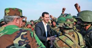 الأسد لقواته: معركة إدلب هي الأساس لحسم الفوضى والإرهاب في سوريا