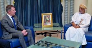 السلطنة وأميركا تناقشان تعزيز التعاون العسكري وتبادل الخبرات