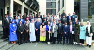 (الصحفيين العمانية) تختتم فعاليات ملتقى الصحافة العماني ـ البريطاني