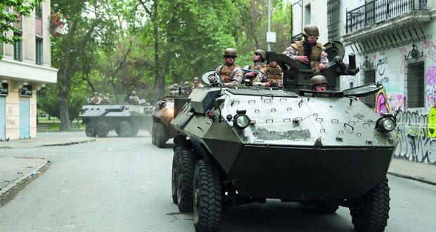 تشيلي: فرض حظر التجول في سانتياجو .. وسط احتجاجات