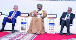 المرهون يترأس جلسة المتحدثين الرئيسيين في المؤتمر السنوي الـ(19) للمنظمة العربية للتنمية الإدارية بالمغرب
