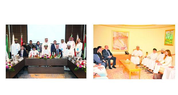 انطلاق أعمال الاجتماع السادس عشر لمجلس إدارة المنظمة الإقليمية لمكافحة المنشّطات