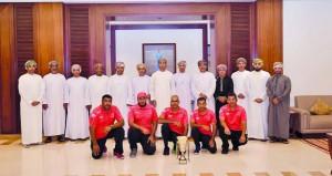 اتحاد الفروسية يكرم المنتخب الوطني لالتقاط الأوتاد المتوج بلقب البطولة العسكرية الأولى بالأردن