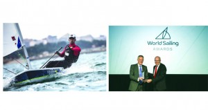 """الاتحاد الدولي لرياضة الإبحار يمنح """"عُمان للإبحار"""" جائزة التميز العالمي للإبحار الشراعي"""