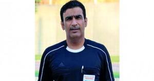 الصالحي يشارك في إدارة مباريات البطولة العالمية بقطر