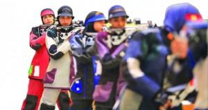الدورة السادسة لرياضة المرأة الخليجية