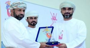 اللجنة الرئيسية لبرنامج صيف الرياضة تكرم المساهمين والداعمين وأفضل فرق عمل