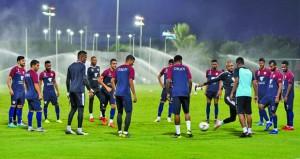 اليوم منتخبنا يواجه قطر في أصعب اختبار استغلال الفرص والتركيز الذهني أبرز عوامل الانتصار