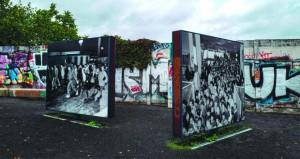 برلين تحتفل بالذكرى الـ 30 عاما على سقوط جدارها