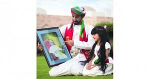 حكاية حب عمانية بطابع بصري