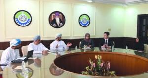 74 منشآة صناعية تتنافس في جائزة السلطان قابوس للإجادة الصناعية