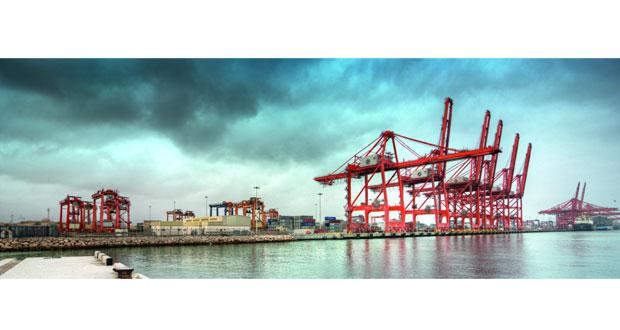 ميناء صلالة: مناولة مليونين و995 ألف حاوية نمطية في الربع الثالث