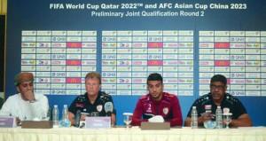 في المؤتمر الصحفي / كومان : مباراة قوية ونعرف إمكانيات الفريق الهندي