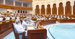 (الدولة) يعتمد توزيع الأعضاء على لجانه الدائمة وينتخب رؤسائها ونوابهم
