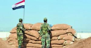 الجيش السوري يعزز قواته بالشمال .. و(مصغرة الدستور) تستأنف أعمالها بجنيف
