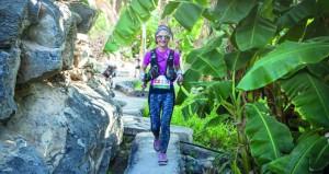 اليوم انطلاق سباقات النسخة الثانية من تحدّي الجري الجبلي العالمي بنيابة بركة الموز