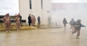 متابعة مجريات وفعاليات (محارب الجبل٣)