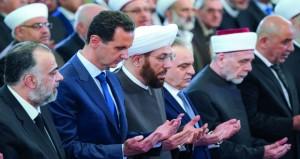 الأسد: تحرير إدلب (عسكريا) لن يستغرق وقت ومسار جنيف خدعة