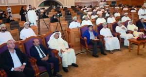 إعلان الفائزين بجائزة السلطان قابوس للثقافة والفنون والآداب