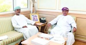 وزير الصحة يستقبل الأمين العام للمجلس العربي للاختصاصات الصحية