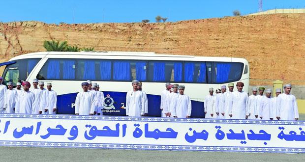 أكاديمية السلطان قابوس لعلوم الشرطة تستقبل دفعة جديدة من الضباط المرشحين التخصصيين