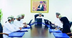 جائزة السلطان قابوس للعمل التطوعي : استعراض 112 مشروعا في الدورة السادسة