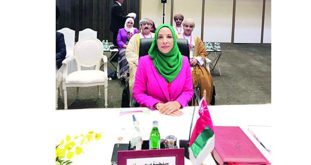 السلطنة تشارك في أعمال المؤتمر الـ(11) لوزراء التربية والتعليم العرب