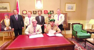 التربية والتعليم توقع مذكرة تفاهم مع جمعية الكشافة البريطانية