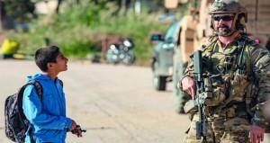 الجيش السوري ينتشر في الريف الشرقي للقامشلي
