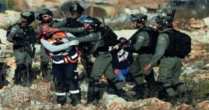 عدوان إسرائيلي على غزة .. ومواجهات بالضفة