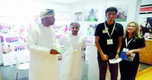 اللجنة البارالمبية العمانية تشارك في معرض ومؤتمر اكسبو لذوي الهمم بإمارة دبي