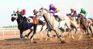 نادي سباق الخيل السلطاني ينظم السباق الرابع لكأس العيد الوطني الـ49 المجيد بولاية بركاء