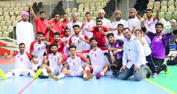 المنتخب الجامعي على موعد مع حصد لقب عربي في كرة القدم بالصالات