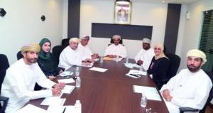 لجنة التضامن الأولمبي تعتمد خطة برامجها للعام القادم