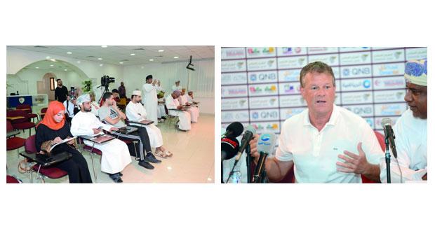 كومان يعلن عن قائمة منتخبنا الوطني الأول لكرة القدم لمواجهة بنجلاديش والهند