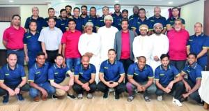 الاتحاد العُماني للهوكي ينظم دورة المدربين الدولية