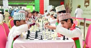 اليوم .. انطلاق منافسات المهرجان المدرسي للشطرنج بمشاركة 1216 طالبا وطالبة