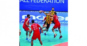 البطولة الآسيوية لأبطال الدوري لكرة اليد